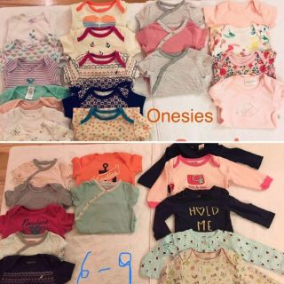 6-9 baby cloth Very good conditions. Dresses 6-12