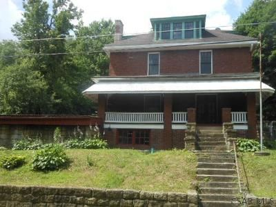 4 Bed 1 Bath Foreclosure Property in Northern Cambria, PA 15714 - Park Ave