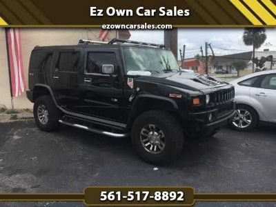 Used 2003 HUMMER H2 for sale