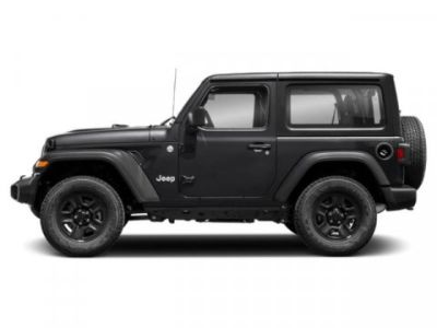 2019 Jeep Wrangler Sport S (Black Clearcoat)