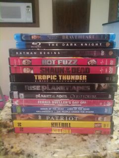 TODAY ONLY. 11 DVDs & 2 Blu-Ray
