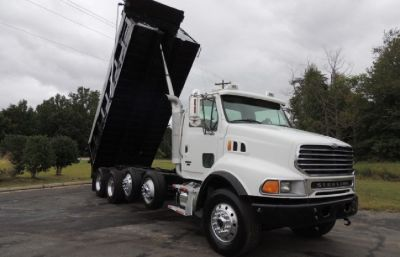 Dump truck financing options for all credit scores