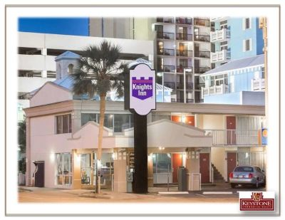 Knights Inn Resort Motel-Myrtle Beach, SC –For Sale by Keystone Commercial Realty