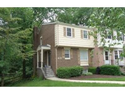 3 Bed 2.5 Bath Foreclosure Property in Silver Spring, MD 20906 - Gawayne Ter # 32