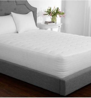 Mainstays Queen mattress pad and full size pad-100% polyester