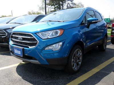 2019 Ford EcoSport Titanium (Blue Candy)