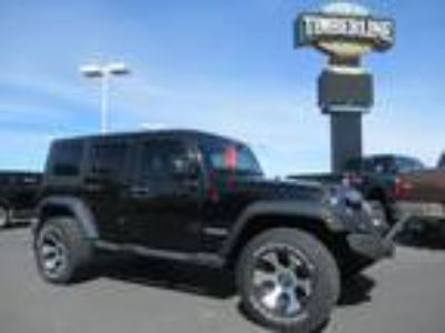 Used 2008 JEEP WRANGLER UNLIMITED S For Sale