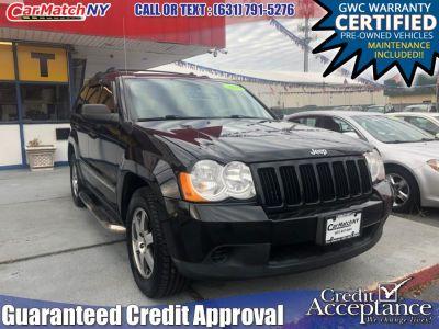 2009 Jeep Grand Cherokee Laredo (Black)