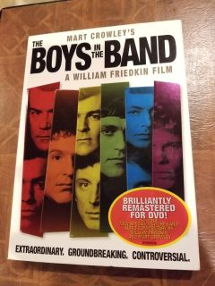 The Boys in the Band dvd