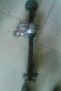 Sell Club Car Rear End Axle Differential golf cart 863-899-5140 motorcycle in Polk City, Florida, United States, for US $275.00