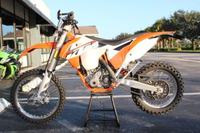 2015 KTM 350 EXC-F Off Road Motorcycles Lake Park, FL
