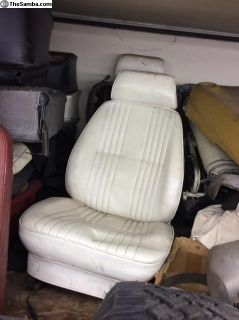 Various Seat Frames Seat Cushions and Backs