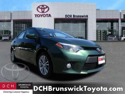 2014 Toyota Corolla L (4Evergreen Mica)
