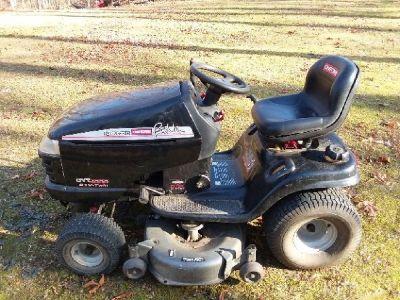 Craftsman 21 HP Lawn Tractor