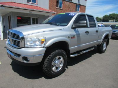 2008 Dodge RSX ST (Bright Silver Metallic)