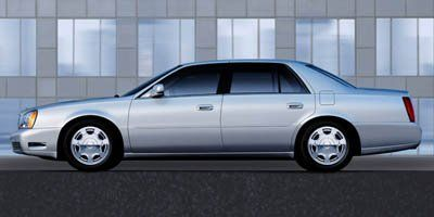 2005 Cadillac DeVille Base (Light Platinum)
