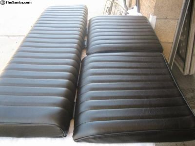 Thing rear seat cushions