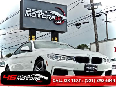 2015 BMW 4 Series 2dr Cpe 435i xDrive AWD M pack (Alpine White)