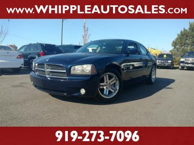 2006 Dodge Charger RT (Navy Blue)