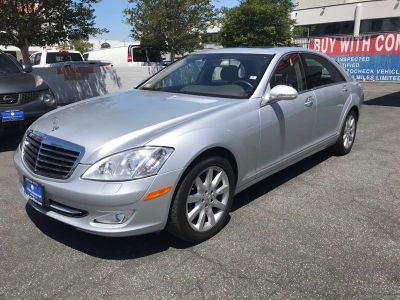 2007 Mercedes-Benz S-Class S550 (designo Mocha Black Metallic)