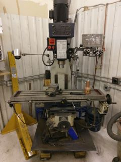 3 Phase Mill- Lightly used