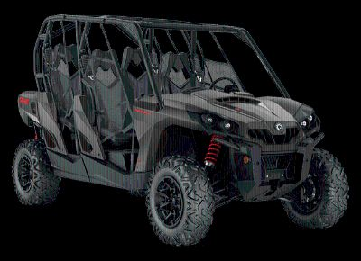 2018 Can-Am Commander MAX DPS 800R Side x Side Utility Vehicles Island Park, ID