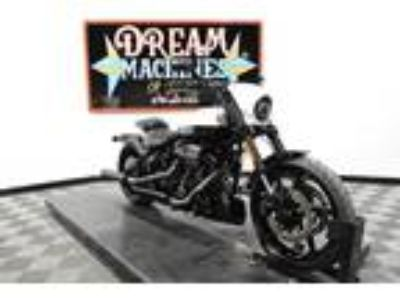 2016 Harley-Davidson FXSE - Screamin Eagle Pro Street Breakout CVO --