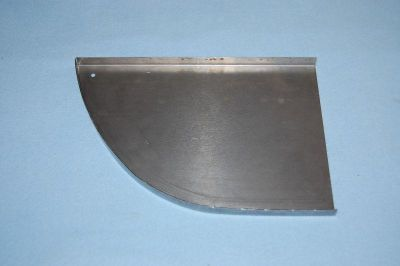 Sell Jaguar E-Type, XKE Sill Rear Closing Panel - LH - BD20162 SECTION motorcycle in Elkton, Maryland, US, for US $32.00