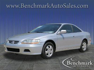 2002 Honda Accord EX (Silver)