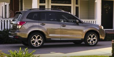 2017 Subaru Forester 2.5i Limited (Jasmine Green Metallic)