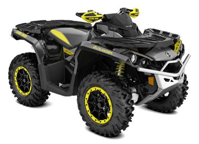 2018 Can-Am Outlander X XC 1000R Utility ATVs Waterbury, CT