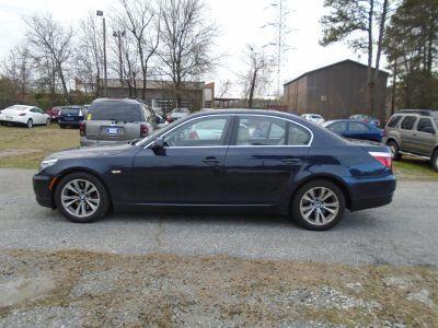 2010 BMW 5-Series 535i (Blue)