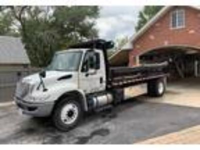 2017 International 4300-Dump-Truck Truck in Tinley Park, IL