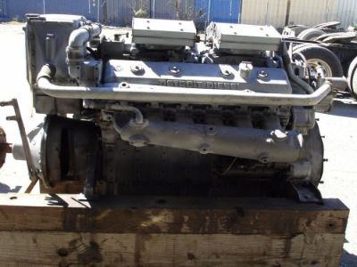 """Buy 12V-71N Detroit Diesel """"Running Take Out"""" Marine Engine, w/Front PTO motorcycle in Seattle, Washington, United States, for US $12,995.00"""