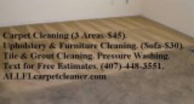 Carpet cleaning furniture cleaner tile