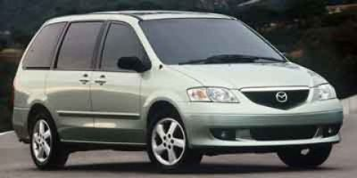 2003 Mazda MPV ES (Beige)