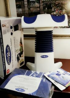 Back To Life Motion Massager, 12 Minute Back pain Solution