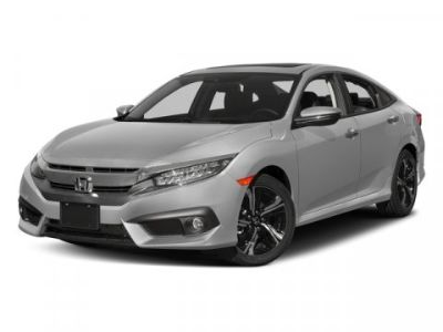 2017 Honda CIVIC SEDAN Touring CVT (Blue)