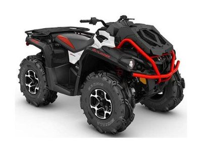 2017 Can-Am Outlander X mr 570 Utility ATVs Huntington, WV