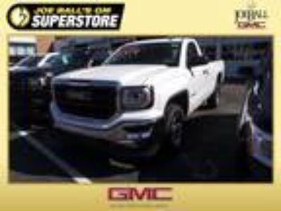 2017 GMC Sierra 1500 White