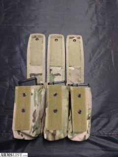 For Sale: AR-15/AK47 Mag Pouches