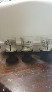 Used Candle Holders