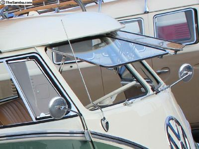 Type 2 Bus Safari Window Antenna's