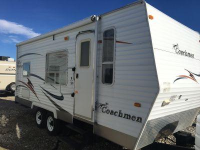 2007 Coachmen 23FKS SPIRIT OF AMERICA TRAVEL TRAILER BY COACHMEN
