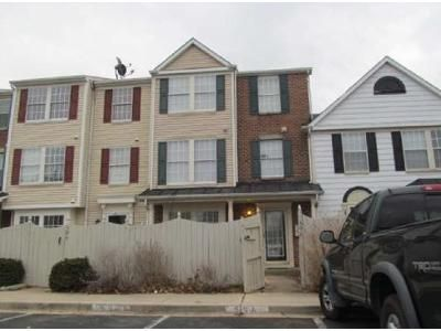 3 Bed 2.5 Bath Foreclosure Property in Frederick, MD 21703 - Cascade Way