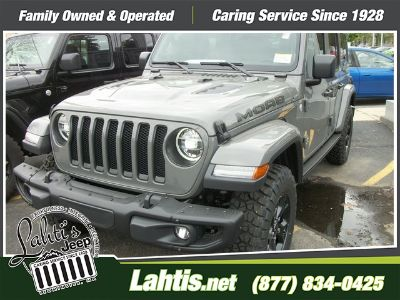 2019 Jeep Wrangler Unlimited (Gray Clearcoat)