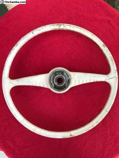 Batwing Steering Wheel - 1949-1955 Type 1