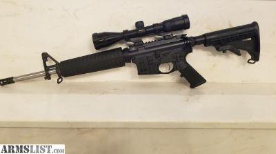 For Sale: AR-15 w/ scope