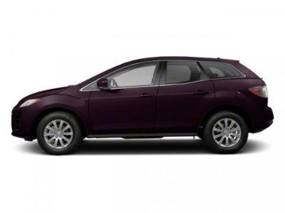 2010 Mazda CX-7 s Touring (Black Cherry Mica)